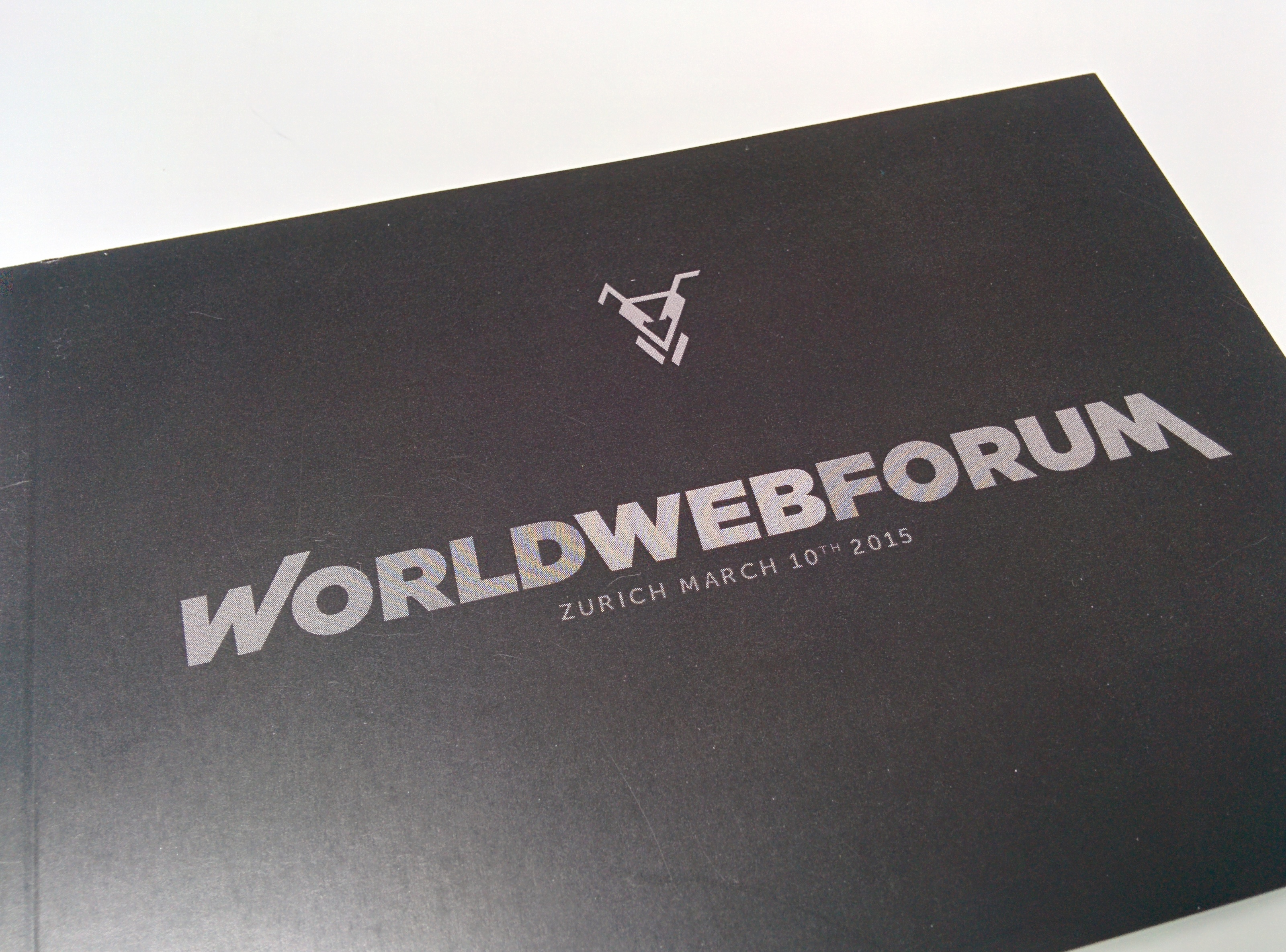 Worldwebforum Broschüre