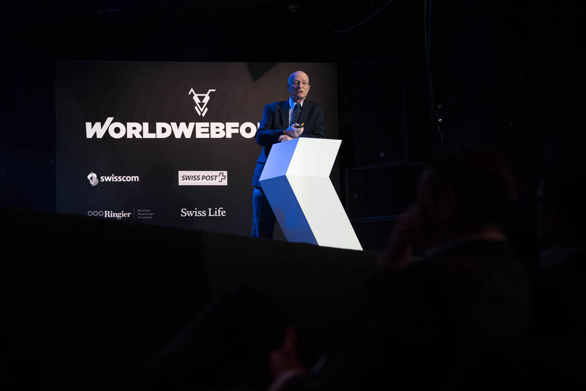Worldwebforum Eventfotografie